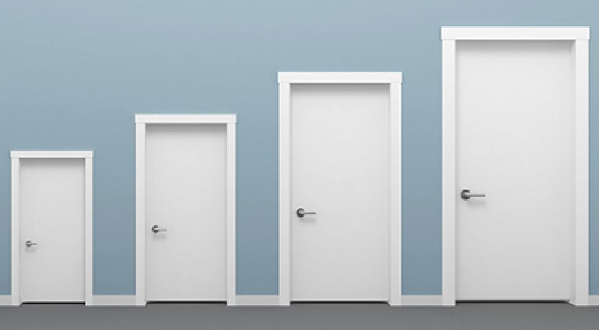 How To Choose The Right Front Door in Nigeria